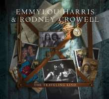 Emmylou Harris & Rodney Crowell: The Traveling Kind, LP