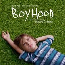 Filmmusik: Boyhood, CD