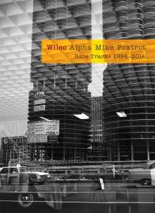 Wilco: Alpha Mike Foxtrot: Rare Tracks 1994 - 2014, 4 CDs