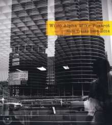 Wilco: Alpha Mike Foxtrot: Rare Tracks 1994 - 2014 (180g) (Limited Numbered Edition), 4 LPs