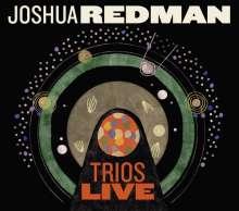 Joshua Redman (geb. 1969): Trios Live, CD