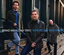Brad Mehldau (geb. 1970): Where Do You Start, CD
