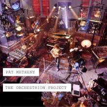 Pat Metheny (geb. 1954): The Orchestrion Project - Live, 2 CDs