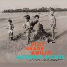Billy Bragg & Wilco: Mermaid Avenue: The Complete Sessions (3CD + DVD), 3 CDs