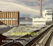 Brad Mehldau (geb. 1970): Modern Music, CD