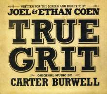 Carter Burwell: Filmmusik: True Grit (O.S.T.), CD