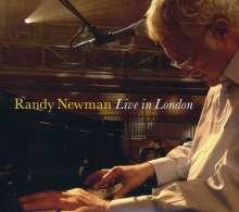 Randy Newman: Live In London (CD + DVD), CD