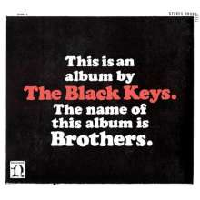 The Black Keys: Brothers, 2 LPs
