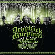 Dropkick Murphys: Live On Landsdowne, Boston, MA, 2009 (180g) (Green Vinyl), 2 LPs