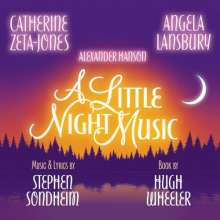 Stephen Sondheim (geb. 1930): Musical: Little Night Music, 2 CDs