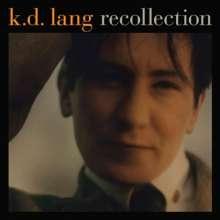 k. d. lang: Recollection, 2 CDs