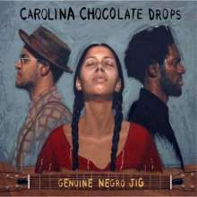 Carolina Chocolate Drops: Genuine Negro Jig, LP