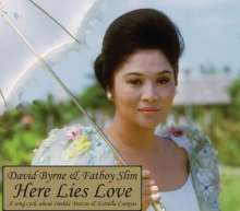 David Byrne & Fatboy Slim: Here Lies Love, 2 CDs