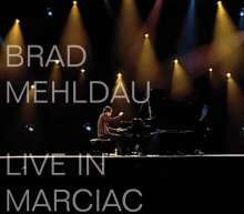 Brad Mehldau (geb. 1970): Live In Marciac (2CD + DVD), 3 CDs