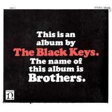 The Black Keys: Brothers, CD