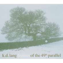k. d. lang: Hymns Of The 49th Parallel, CD