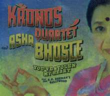 Kronos Quartet: You've Stolen My Heart, CD