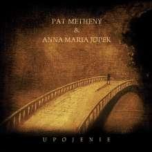 Pat Metheny & Anna Maria Jopek: Upojenie, CD