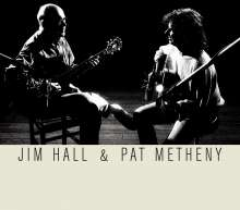 Jim Hall & Pat Metheny: Jim Hall & Pat Metheny, CD