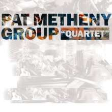 Pat Metheny (geb. 1954): Quartet, CD