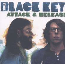 The Black Keys: Attack & Released (Digipack), CD