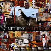 Pat Metheny (geb. 1954): Secret Story (Deluxe Edition), 2 CDs