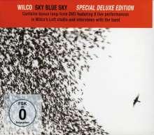 Wilco: Sky Blue Sky - Special Deluxe Edition (CD + DVD), CD