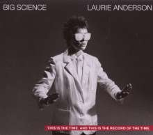 Laurie Anderson: Big Science, CD