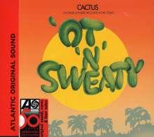 Cactus: 'ot'n'Sweaty, CD