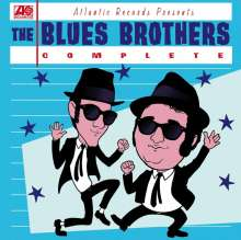 The Blues Brothers Band: The Blues Brothers Complete, 2 CDs