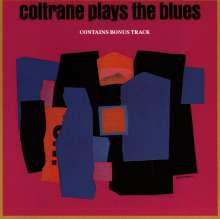 John Coltrane (1926-1967): Coltrane Plays The Blues, CD