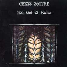 Chris Squire: Fish Out Of Water, CD
