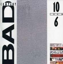 Bad Company: 10 From 6, CD