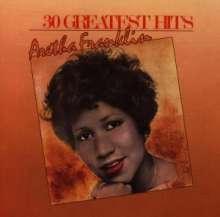 Aretha Franklin: 30 Greatest Hits, 2 CDs