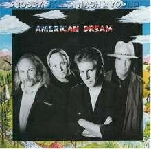 Crosby, Stills, Nash & Young: American Dream, CD