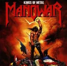 Manowar: Kings Of Metal, CD