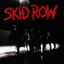 Skid Row (US-Hard Rock): Skid Row, CD