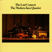 The Modern Jazz Quartet: The Complete Last Concert 1974, 2 CDs