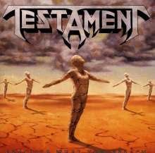 Testament (Metal): Practice What You Preach, CD