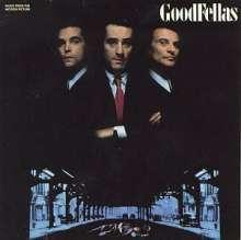 Filmmusik: GoodFellas, CD