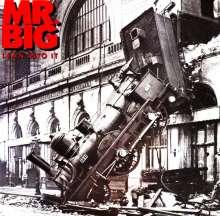 Mr. Big: Lean Into It, CD