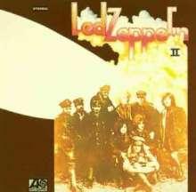 Led Zeppelin: Led Zeppelin II, CD