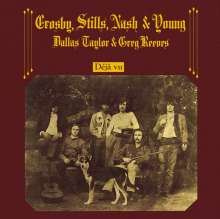 Crosby, Stills, Nash & Young: Deja Vu, CD