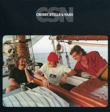 Crosby, Stills & Nash: CSN, CD
