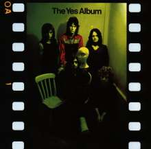 Yes: The Yes Album (6 Tracks), CD