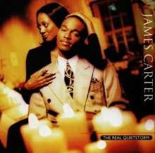 James Carter (geb. 1969): The Real Quiet Storm, CD