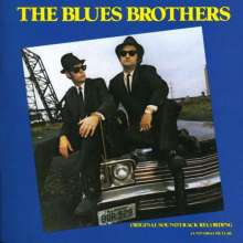 Filmmusik: The Blues Brothers, CD