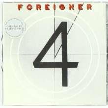 Foreigner: 4, CD