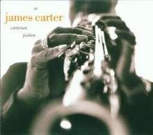 James Carter (geb. 1969): In Carterian Fashion, CD