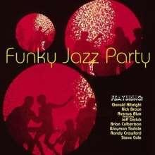 Jazz Sampler: Funky Jazz Party, CD